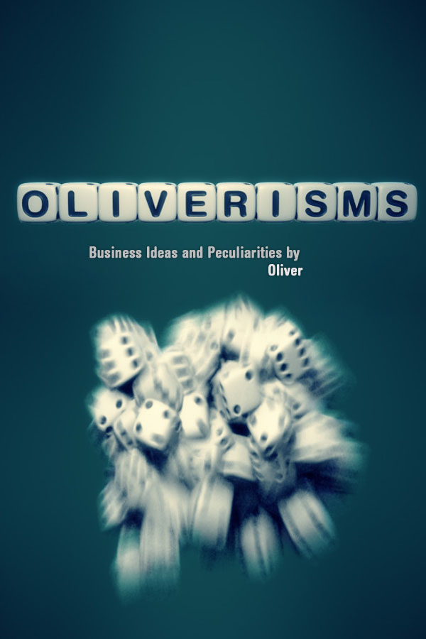 oliverisms,finance,condominiums,realestate,toronto